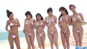 سكس على شاطئ البحر
